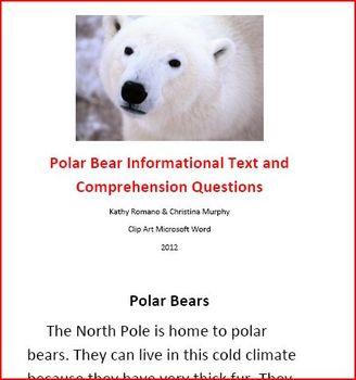 The Fabulous Polar Bear