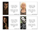 The Faces of Game of Thrones