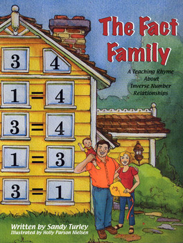 CCSS.OA: The Fact Family:  A Teaching Rhyme About Inverse Number Relationships