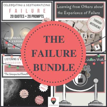 The Failure Bundle: 4 Lessons that Help Celebrate & Destigmatize Failure