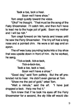 The Fairy Shoemaker - Short Story