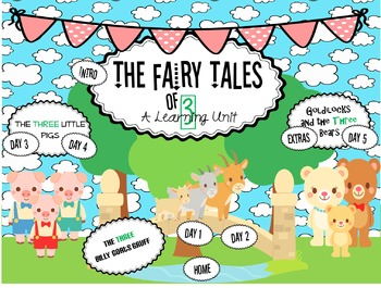 The Fairy Tales of Three