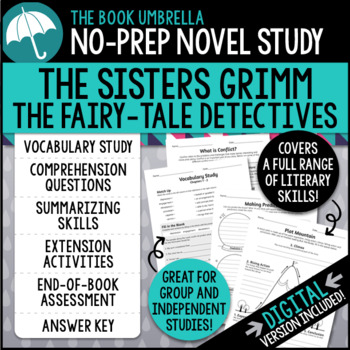 The Fairy-tale Detectives