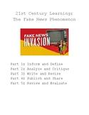 Fake News Phenomenon Unit: Read, Write, Analyze the Genre!