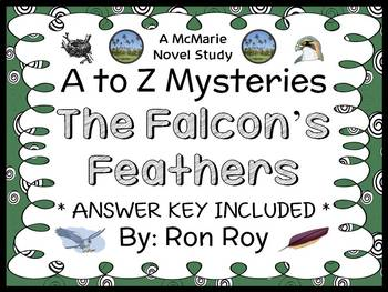 The Falcon's Feathers : A to Z Mysteries (Ron Roy) Novel Study / Comprehension