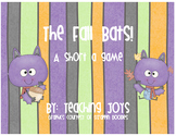 The Fall Bats! Short a activities!
