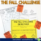 The Fall Challenge