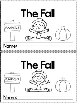 The Fall : Easy Reader