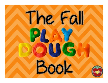 The Fall Play Dough Book, Autumn