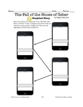 the fall of the house of usher isolation Learn how poe uses diction, point of view, symbols, and personification to create his most celebrated short story 'the fall of the house of usher,.