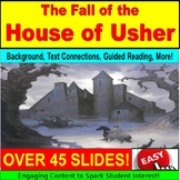 The Fall of the House of Usher : PowerPoint