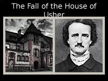The Fall of the House of Usher PowerPoint