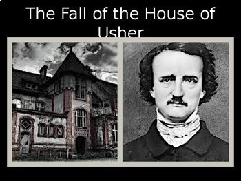 The Fall of the House of Usher Unit Bundle