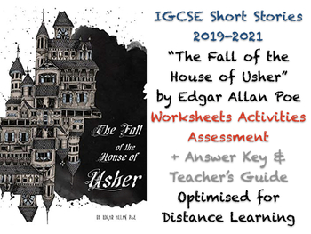 The Fall of the House of Usher by Edgar Allan Poe (IGCSE Short Stories)