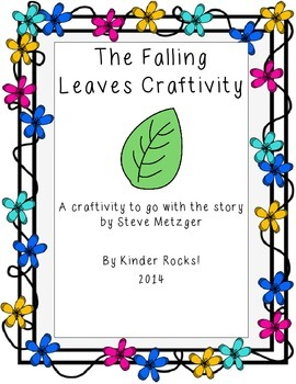The Falling Leaves Craftivity
