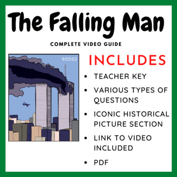 The Falling Man - Complete Documentary Guide & Reflection Questions
