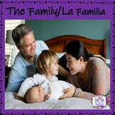 The Family Flashcards - Las Tarjetas De La Familia