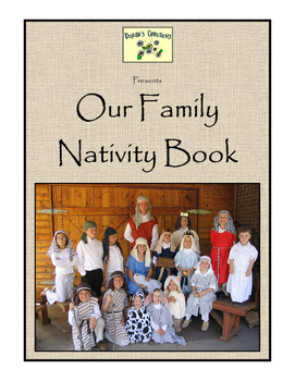 Nativity Script Songs and Activities for Families