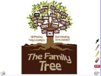 The Family Tree - ActivInspire Flipchart - Big Book