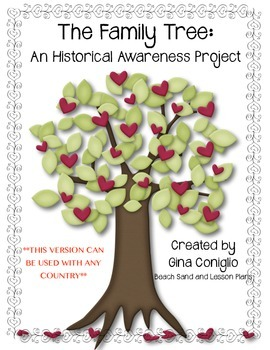 The Family Tree: An Historical Awareness Project *GENERIC*