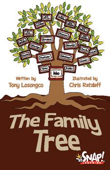 The Family Tree - Printable Leveled Reader