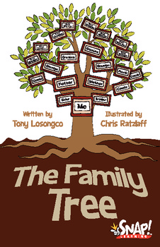The Family Tree - Printable Leveled Reader