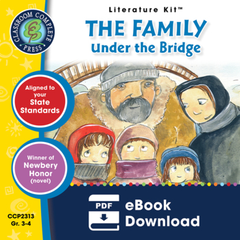 The Family Under the Bridge Gr. 3-4
