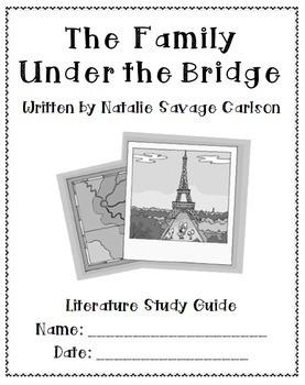 The Family Under the Bridge - Literature Study Guide