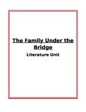 The Family Under the Bridge Novel Study