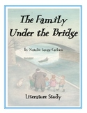 The Family Under the Bridge: Test, Vocabulary, Activities,