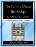 THE FAMILY UNDER THE BRIDGE by Natalie Savage Carlson Lite