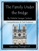 THE FAMILY UNDER THE BRIDGE by Natalie Savage Carlson Literature Unit