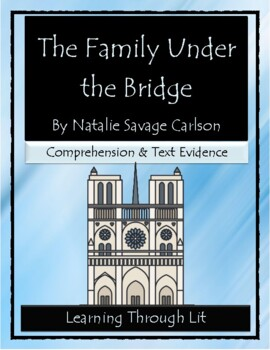 THE FAMILY UNDER THE BRIDGE by Natalie Savage Carlson Lite