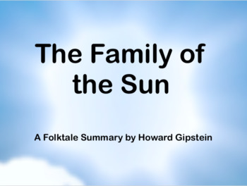 The Family of the Sun