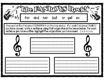 The Fanboys Rock