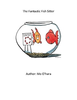 The Fantastic Fish Sitter - QR Code Scavenger Hunt - Book Study