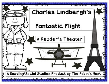 The Fantastic Flight of Charles Lindbergh!
