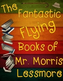 The Fantastic Flying Books of Mr. Morris Lessmore Character Analysis Organizers