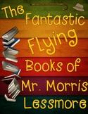 The Fantastic Flying Books of Mr. Morris Lessmore Characte