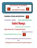 The Fantastic Flying Books of Mr. Morris Lessmore- Comprehensive Activity Packet