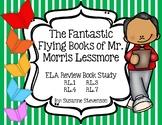 The Fantastic Flying Books of Mr. Morris Lessmore - ELA Review Book Study