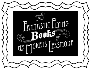 The Fantastic Flying Books of Mr. Morris Lessmore Literal Language Activity