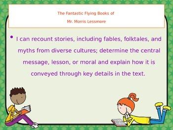 The Fantastic Flying Books of Mr. Morris Lessmore Powerpoint Presentation
