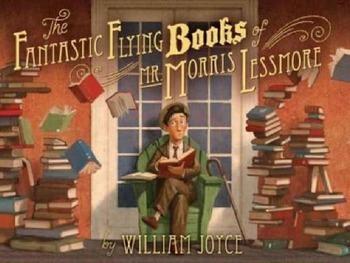The Fantastic Flying Books of Mr. Morris Lessmore Powerpoi