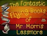 The Fantastic Flying Books of Mr. Morris Lessmore Summary Graphic Organizer
