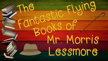 The Fantastic Flying Books of Mr. Morris Lessmore Text Talk