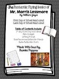 The Fantastic Flying Books or Mr. Morris Lessmore