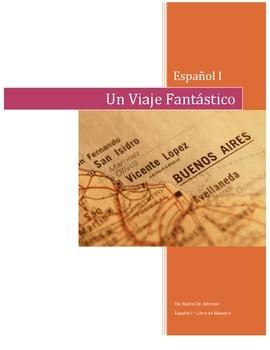 The Fantastic Journey: Spanish 1 Complete Teacher Lesson Book