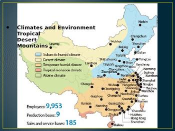 The Far East Powerpoint
