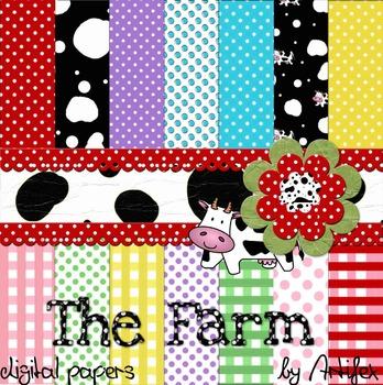The Farm: 35 items!